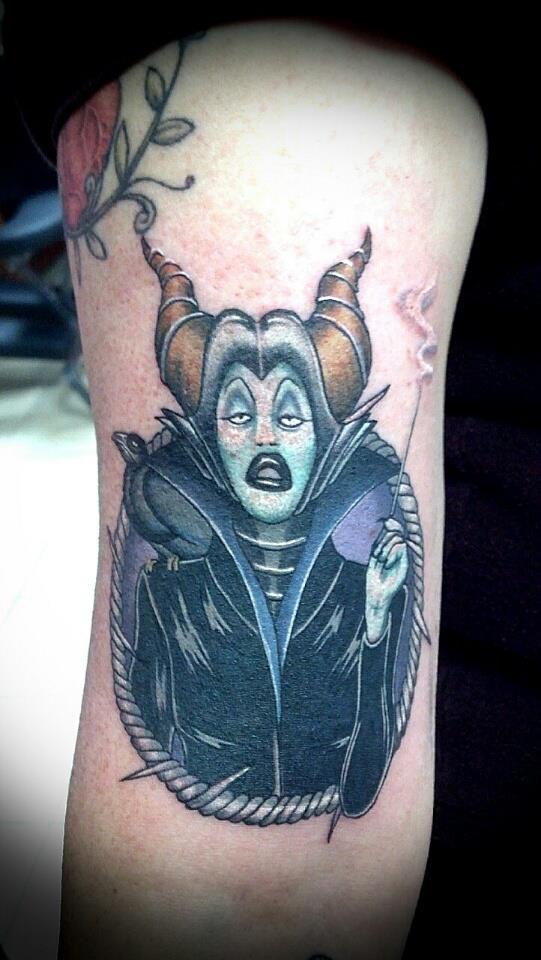 sharon as Maleficent.jpg