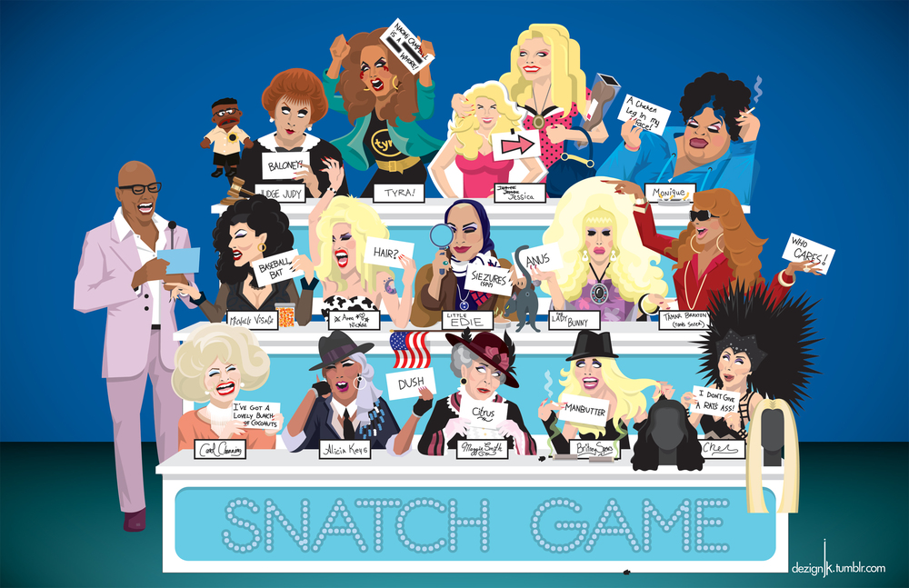 Snatch Game All Stars