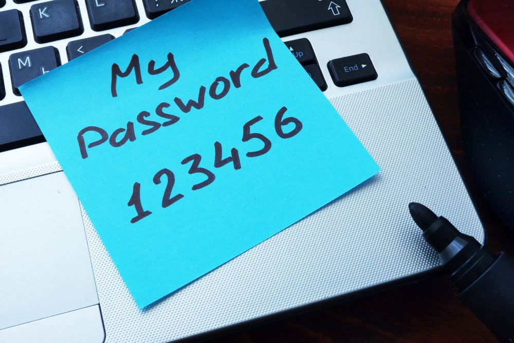 Bad passwords are one of the greatest security liabilities hackers take advantage of.