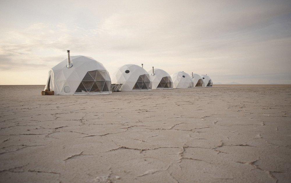 Uyuni Salt Flats, Bolivia    Photo courtesy of Blink