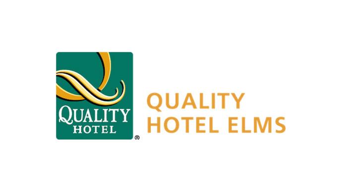 quality hotel elms logo