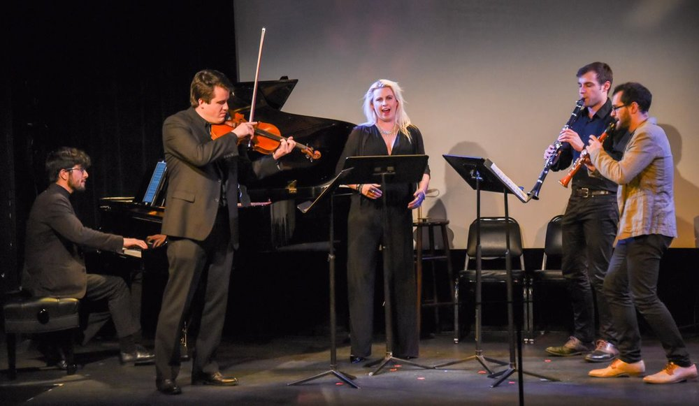 Cantata Profana at Symphony Space
