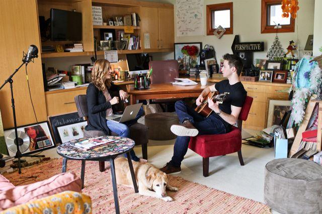 Judy Stakee Songwriting Retreat New York