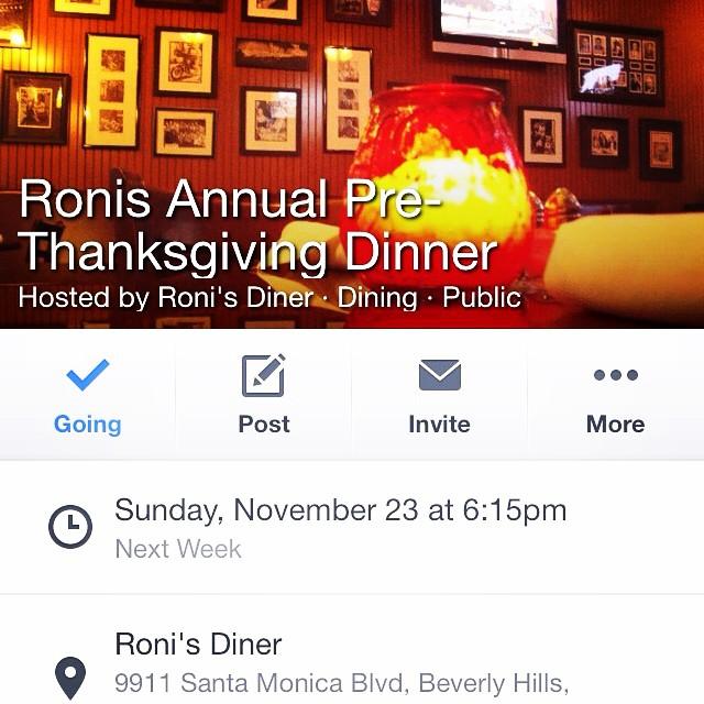 Hope to see YOU Sunday November 23,2014 🍩🌍🌰🐓🐞👮🍴🍗👸♠️🍷👥👤