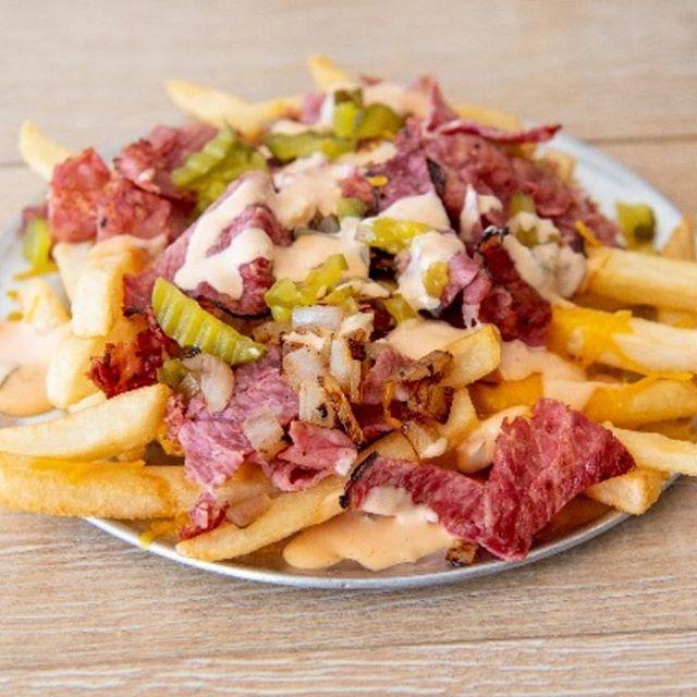 Pastrami Fries on our secret menu!