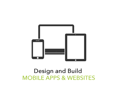 Visit our mobile and web portolfio
