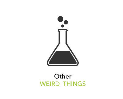 View other weird things we have done