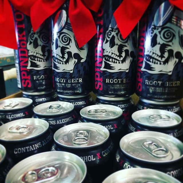 #adventcalender Spindoktor #hardrootbeer is what you really want for the holidays! Stuff those stockings with the original. #beer #craftbeer #beergram