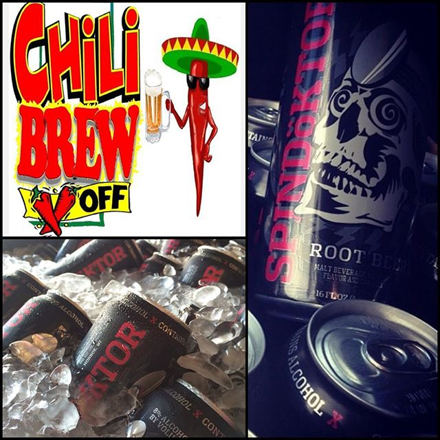 #beerfest Sample Cleveland's own #hardrootbeer at next weekend's Chagrin Valley Jaycee #chilibrewoff For further info and presale tickets @cvjc.org #cleveland #spindoktor #beer #craftbeer #drinklocal