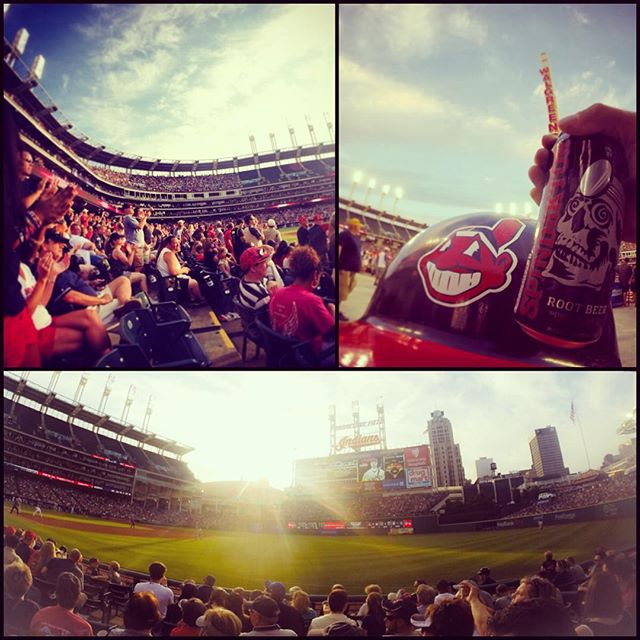 #onedaycloser Cleveland's own Spindoktor #hardrootbeer is proud to announce a continued partnership with the Cleveland @indians Baseball Team! See everyone in 46 days! #playball #rolltribe #beer #craftbeer #mlb #openingday @clebeerdist for immediate orders!