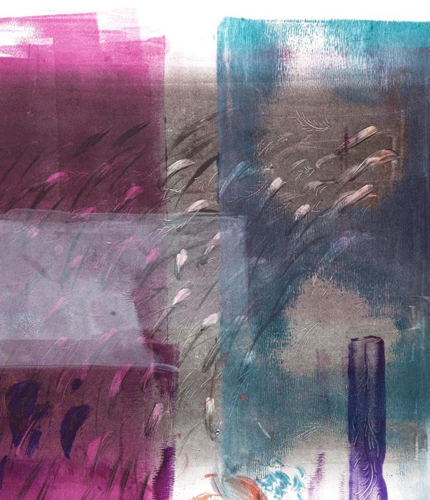 Monotype texture series