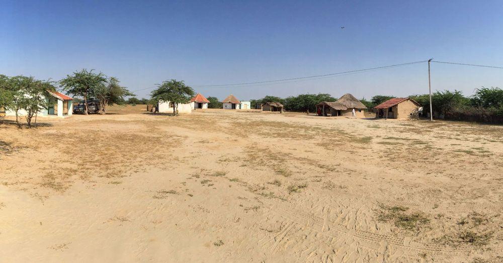 The village of Hodka