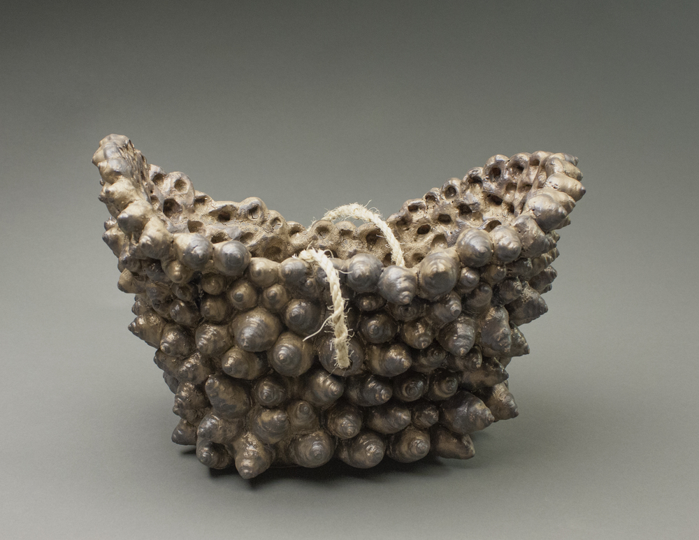 3. Shell & Basket' Sprig Mold Study