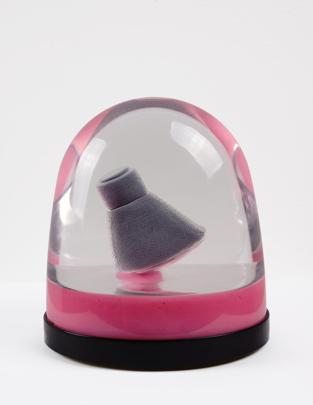 """Apollo Capsule Globe"""
