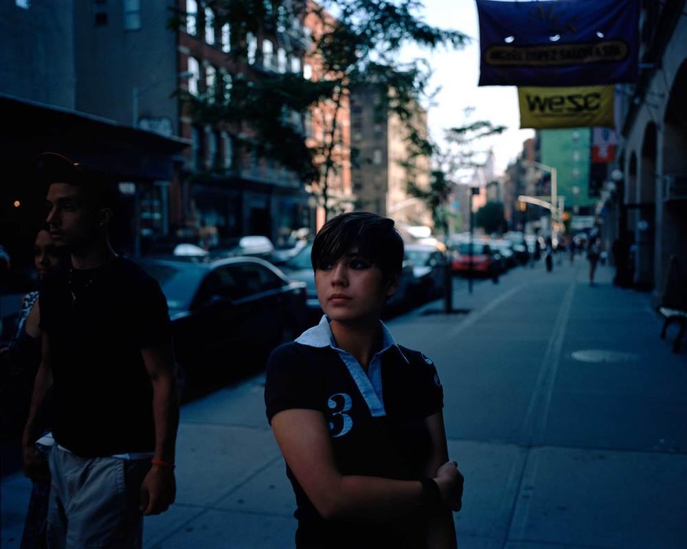 Sophia on Lafayette Street, 2010