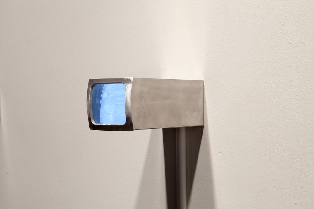 aluminum sculpture, 2014