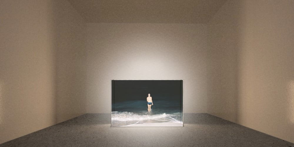 Reverse Venus (installation rendering 1)