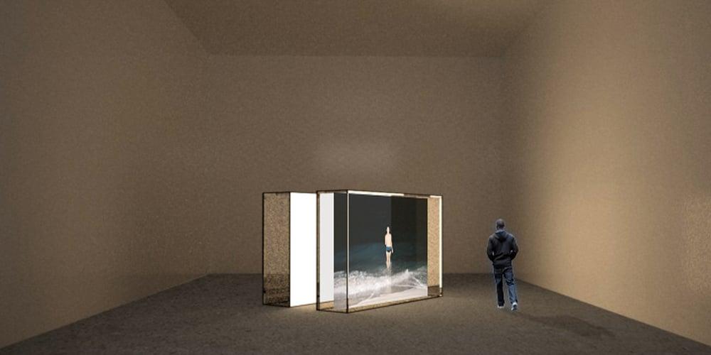 Reverse Venus (installation rendering 2)