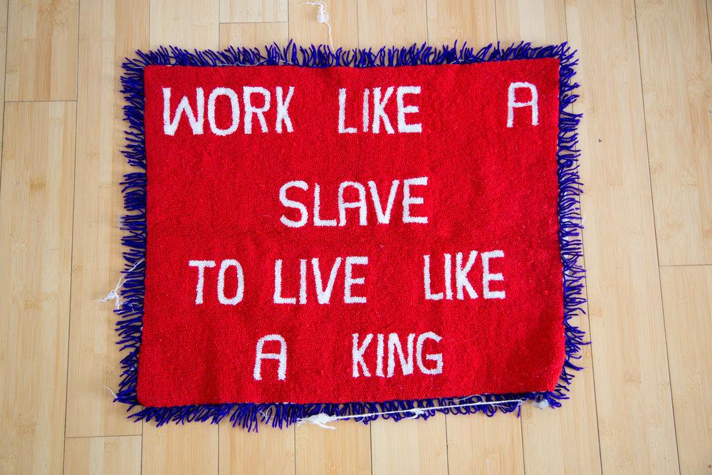 work like a, 2016