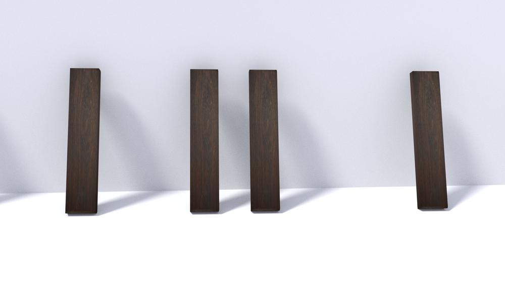 Mahogany Bodies (rendering)
