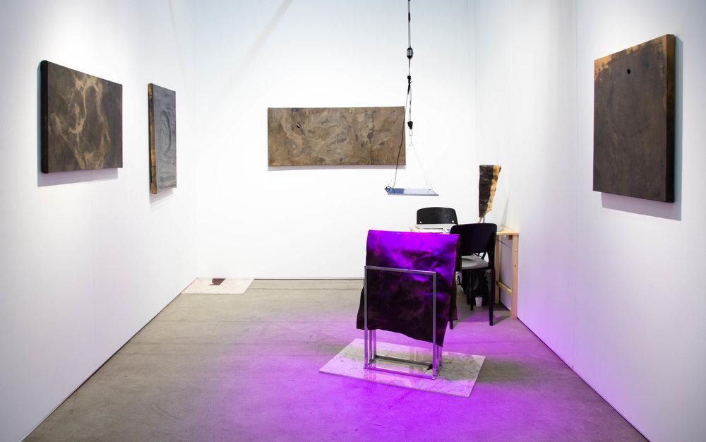 AA|LA Gallery Booth, NADA NY 2018