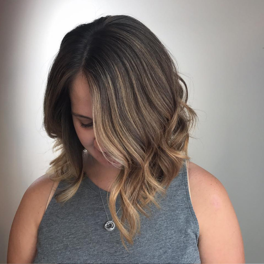 A beautiful blend by our Hair Loft West Loop stylist Kayla Mae.