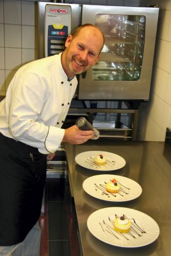 Kokk og innehaver, Sten Erik Tanum