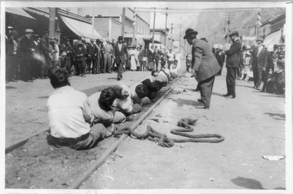 Tug-of-War Fourth of July 1920s. Frank G. Carpenter