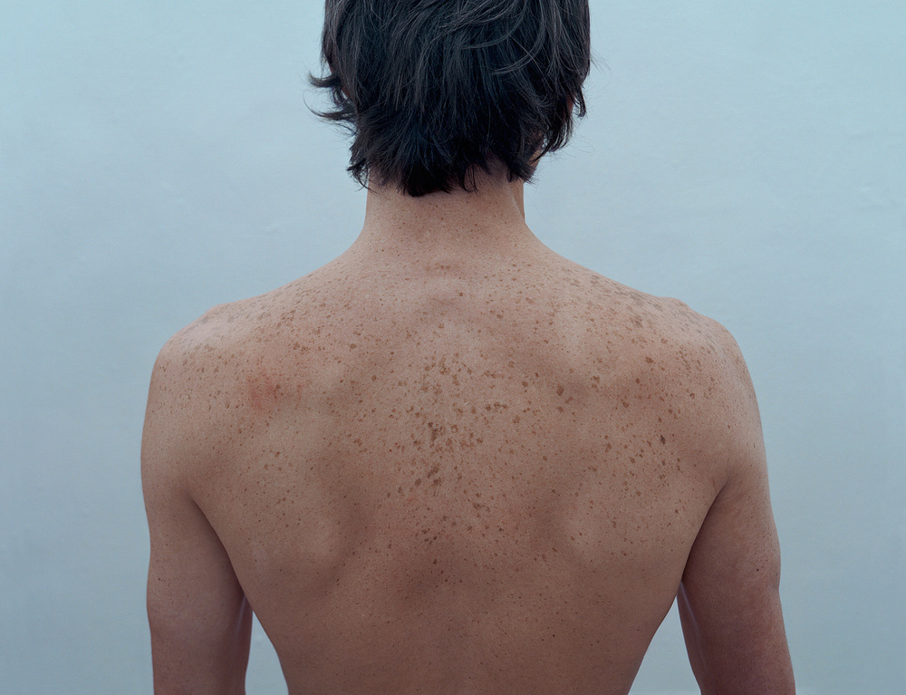 Back (Self-Portrait), 2003 © Mickey Kerr