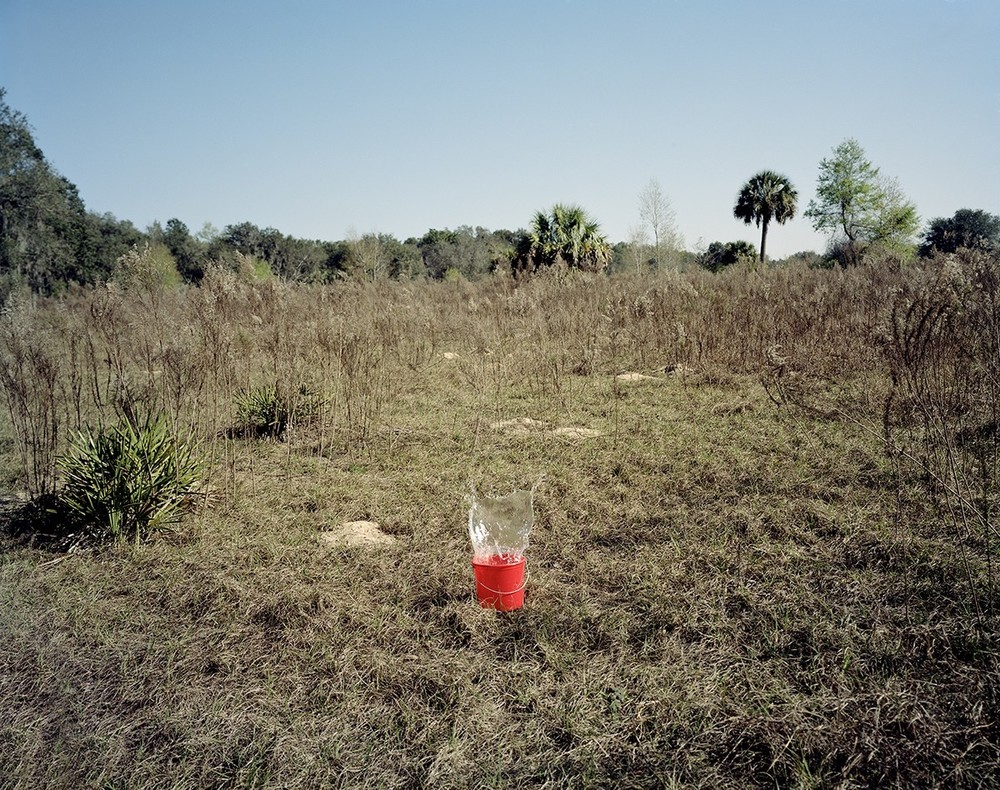A Drop in the Bucket, 2013. © Adam Ekberg