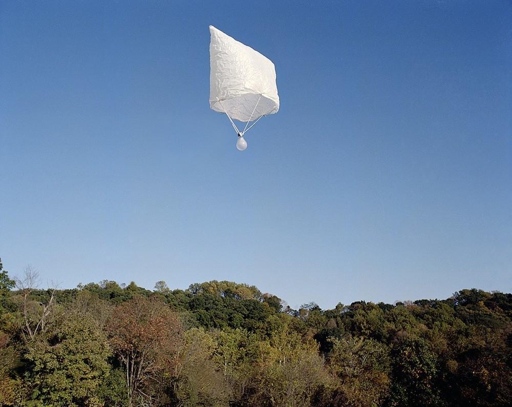 Parachute, 2014. © Adam Ekberg