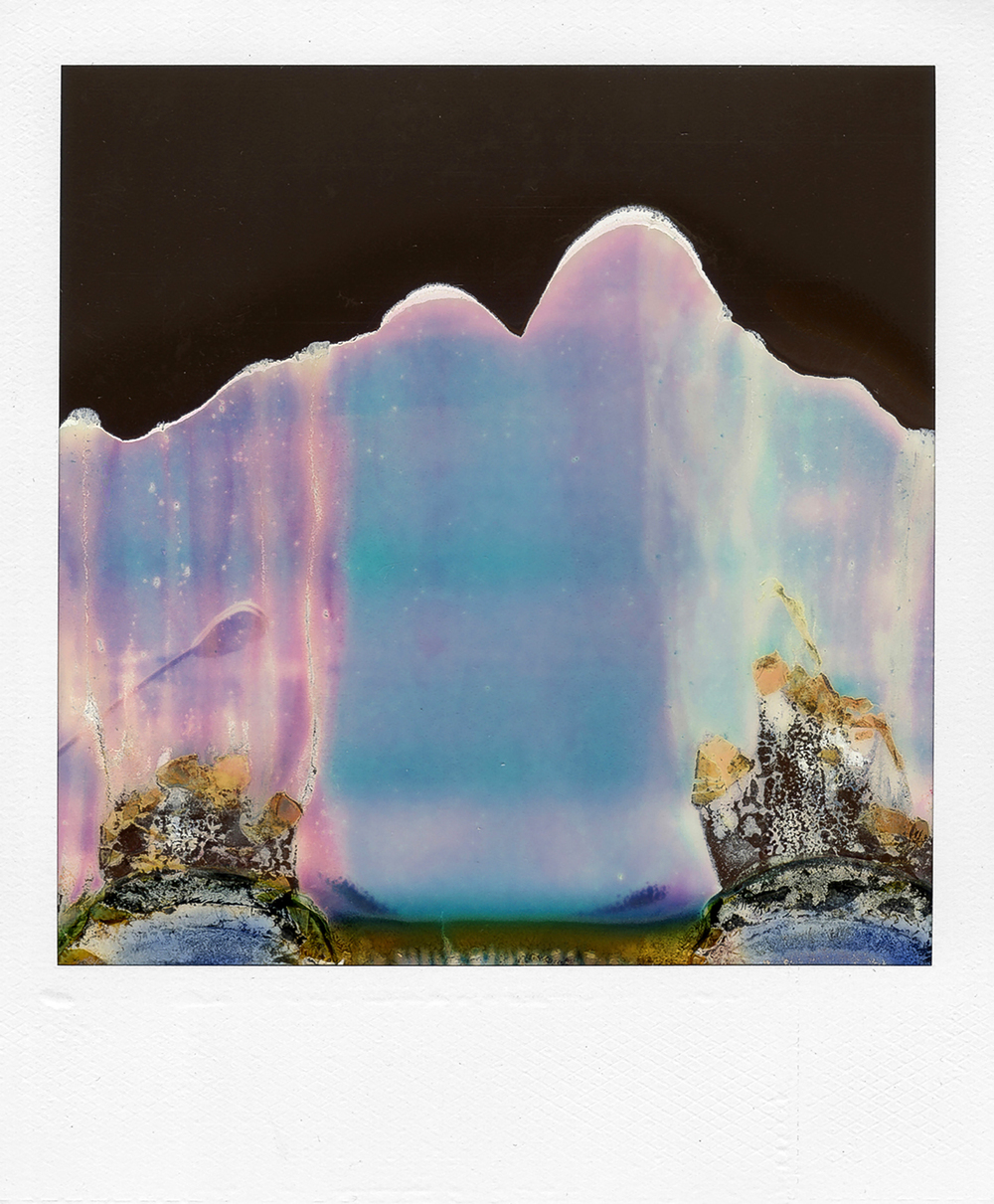 Ruined Polaroid #27 © William Miller