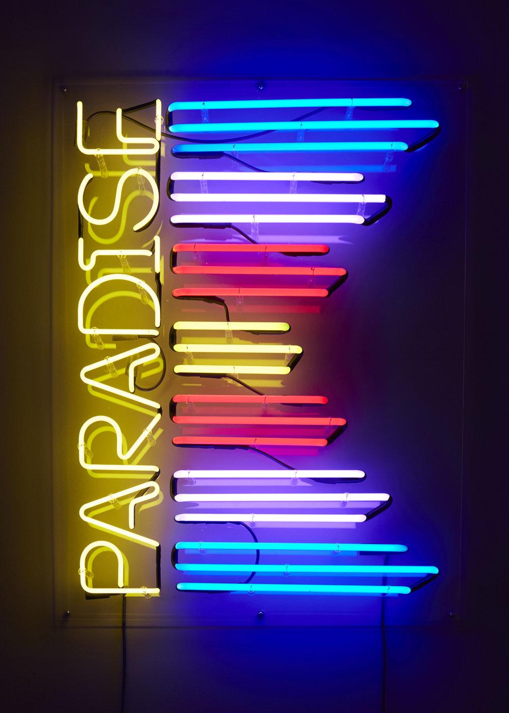 Paradise  © Joseph Desler Costa
