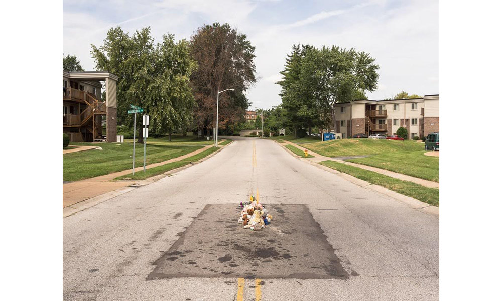 The Murder of Michael Brown ©  Kris Graves