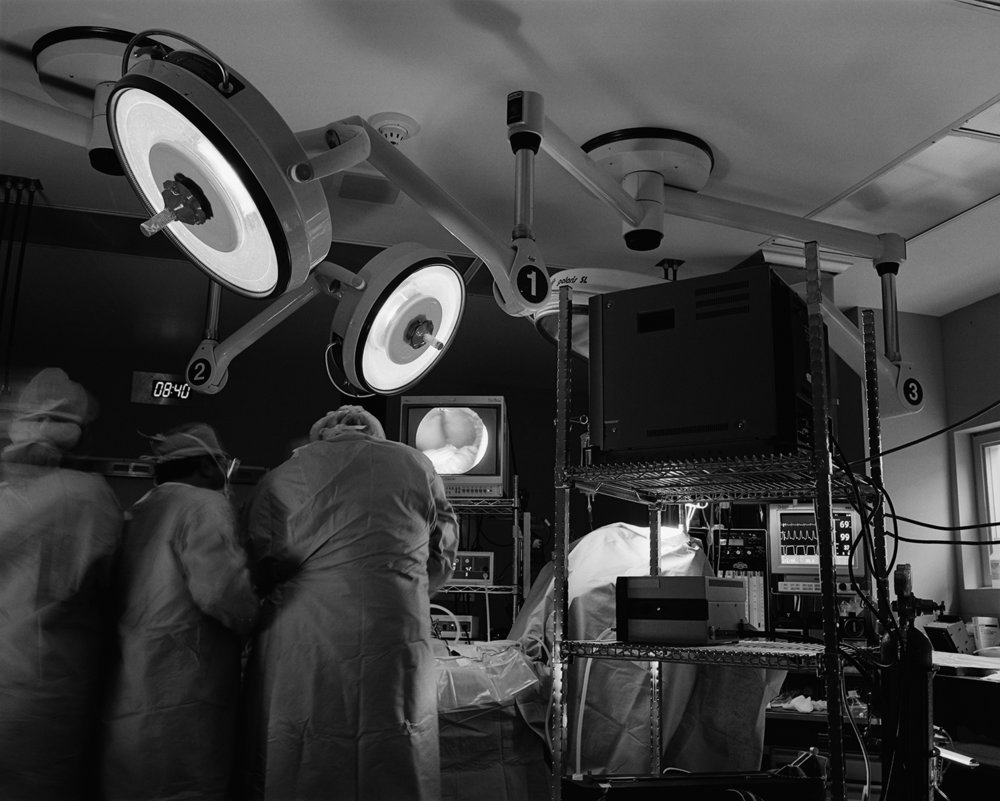 © Tony Chirinos from the series Surgical Theater