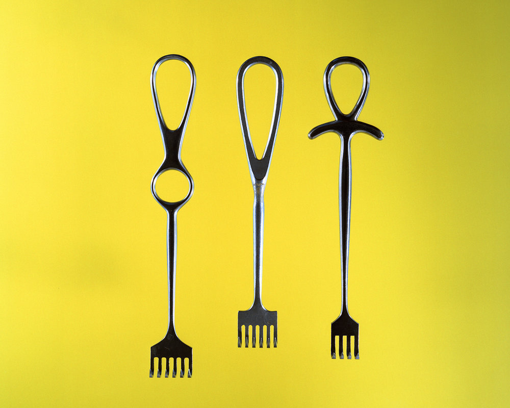 © Tony Chirinos, from the series Beauty of the Uncommon Tool