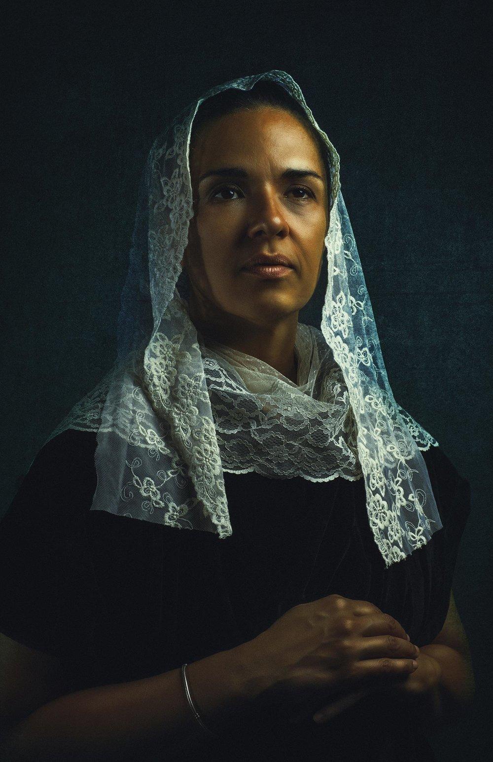 Saint Abyssinian, 2017 © Alanna Airitam