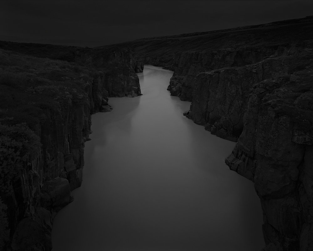 River VIII, 2014 © Adam Katseff