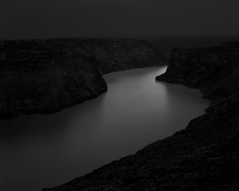 River XI, 2014 © Adam Katseff