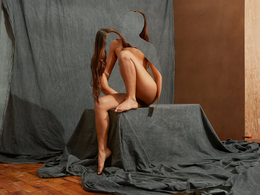 Double Lior, 2016  © Bill Durgin