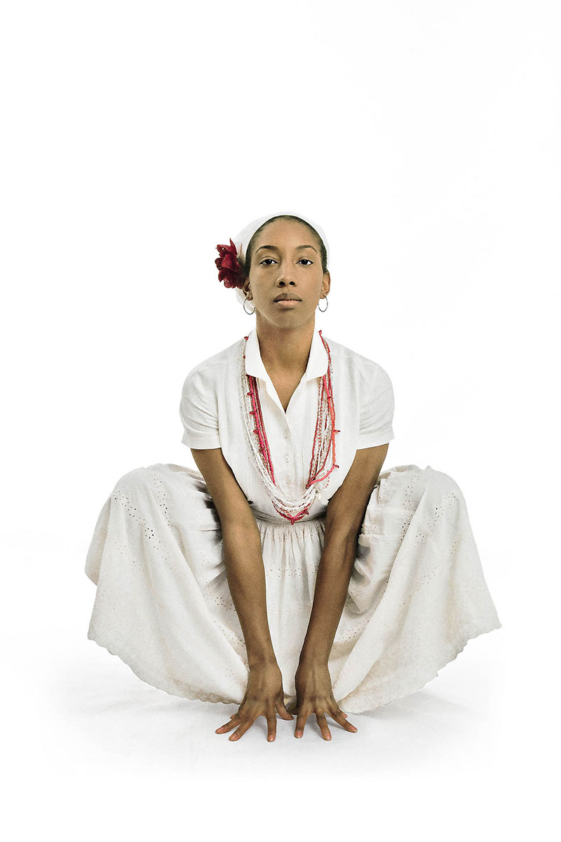 "© Ayana Jackson, Leapfrog series: Martha, 2016, courtesy of the artist and Mariane Ibrahim Gallery, Seattle, from ""All Power: Visual Legacies of the Black Panther Party,"" PCNW 2018"
