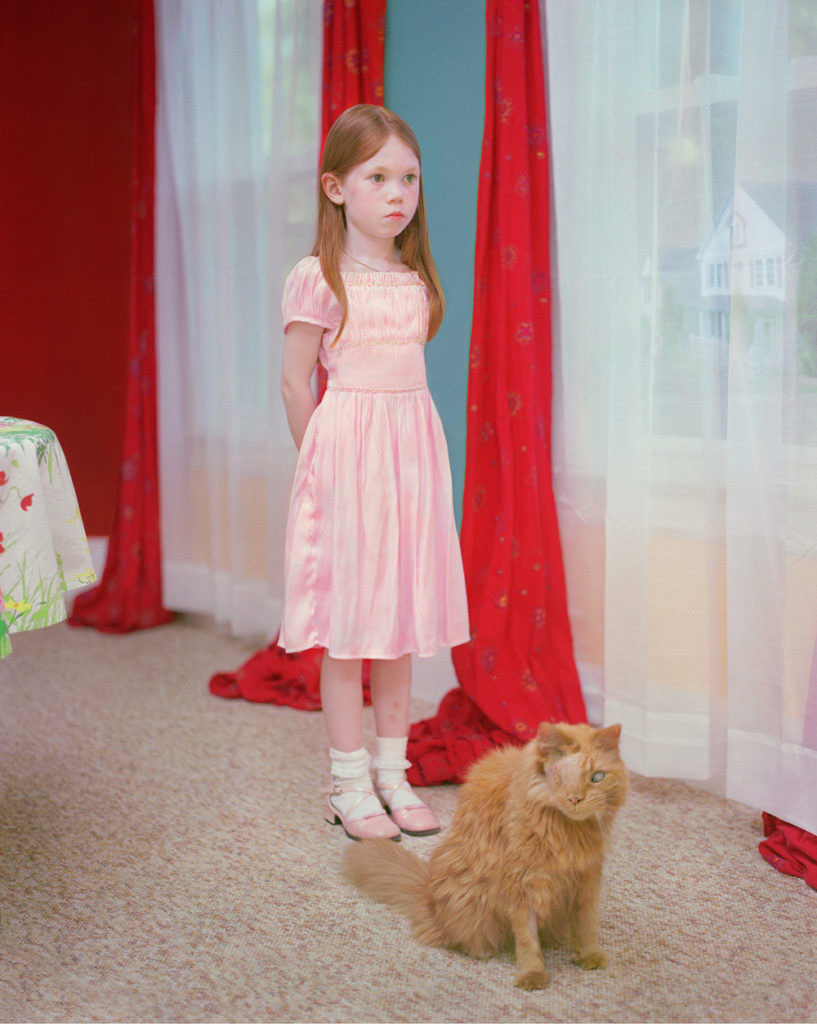 Hannah,2005.  © Rachelle Mozman
