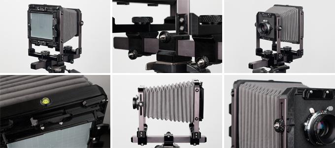 Drew Nikonowicz' 3D Printed 4x5 Camera