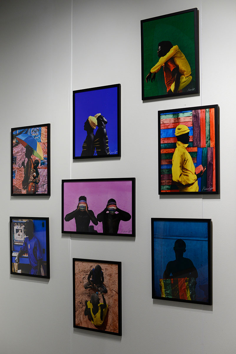 Prince Gyasi @ Nil Gallery