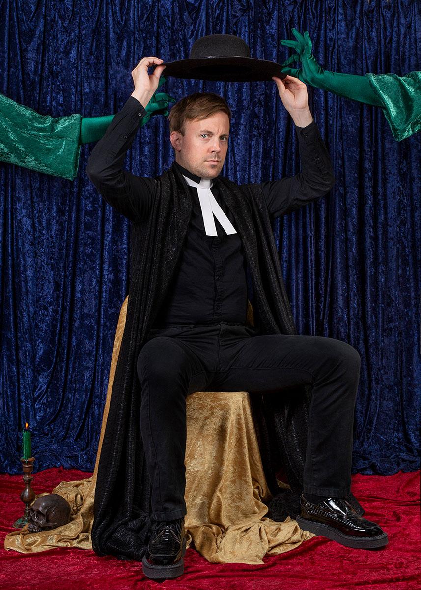 The Judge, 2018  © Rachel Stern