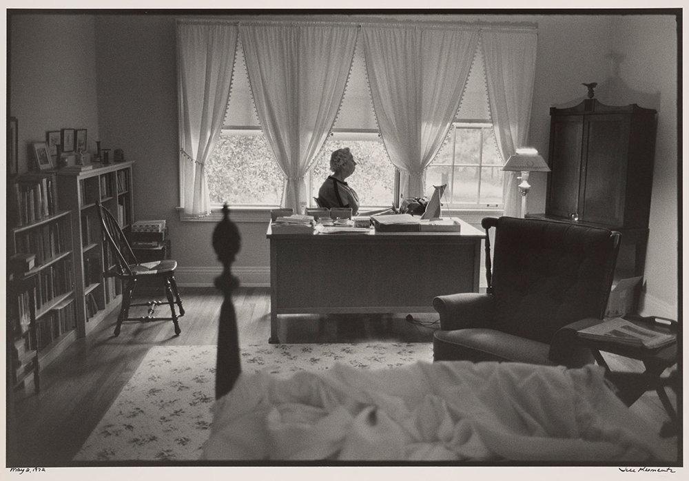 Eudora Welty by Jill Krementz