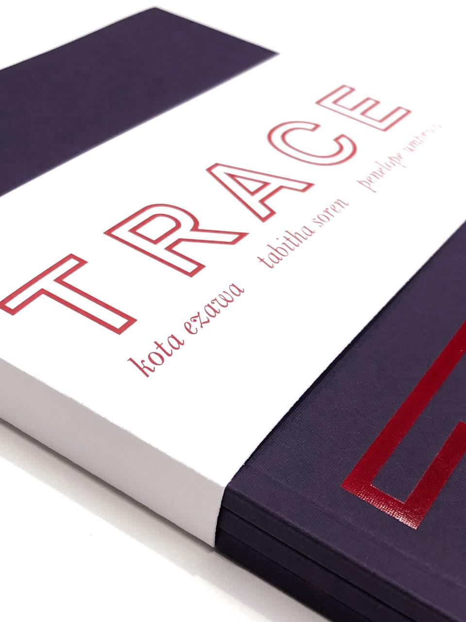 TRACE  by Tabitha Soren, Kota Ezawa and Penelope Umbrico