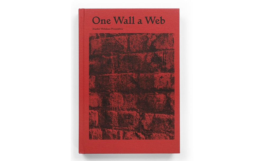 One Wall a Web  by Stanley Wolukau-Wanambwa