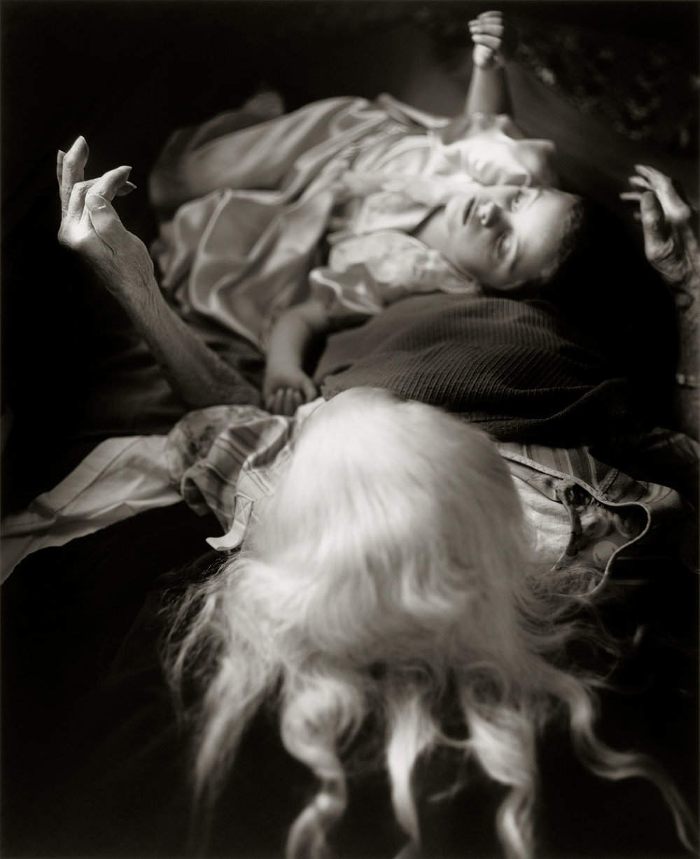 © Sally Mann.  The Two Virginias #4, 1991 .  Gelatin silver print. Collection of the Estée Lauder Companies Inc.