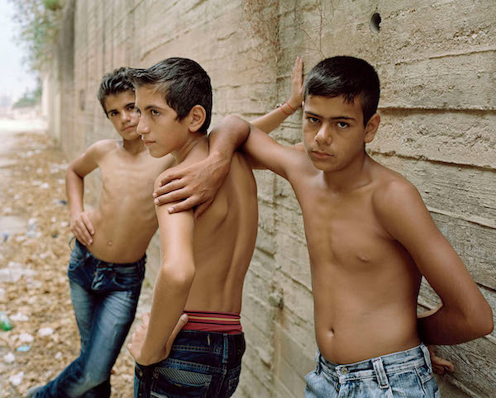 "Photo: © George Awde ""Untitled"" from the series  Beirut"